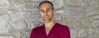 Dr. Leví Cuadrado Clínica Dental - Centro Médico Gros Donosti San Sebastian