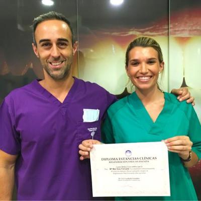 Estancias Clínicas Dr Leví Cuadrado Centro Médico Gros Donosti San Sebastián