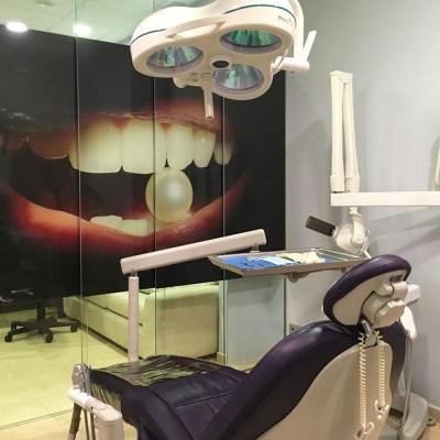 Gabinete dental Clínica Dental Dr Leví Cuadrado Centro Médico Gros Donosti San Sebastián