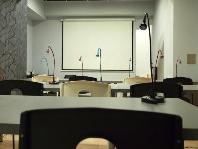 Sala de conferencias Clínica Gros